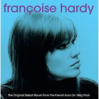 Francoise Hardy - Francoise Hardy Blå Vinyl