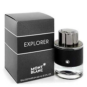 Montblanc Explorer By Mont Blanc Eau De Parfum Spray 2 Oz (men)