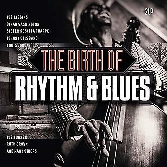 Various - The Birth Of Rhythm & Blues Vinyl