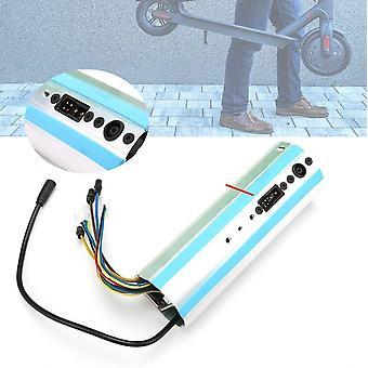 Dashboard Bluetooth attivato scooter