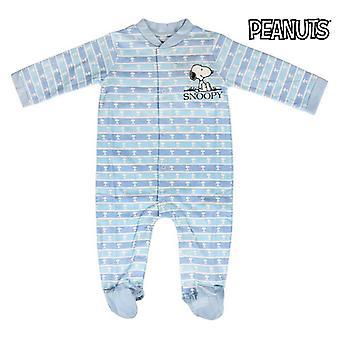 Costume romper à manches longues pour bébé Snoopy 74577