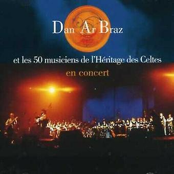 Ar Braz Dan Heritage Des Celtes Live CD