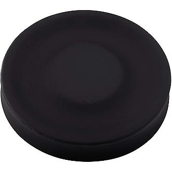 Chip Silicone Flexibele Mini Flying Disc Frisbee (Zwart)