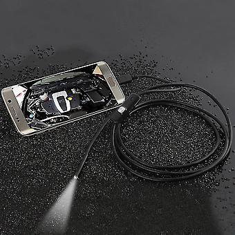 Len Tarkasta Borescope Camera Endoscope 640 * 480 Phone / 1280 * 720 Pc Androidille