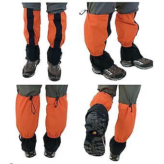 Legging guêtre housse de jambe camping randonnée chaussure de ski voyage raquette chasse à neige escalade guêtres