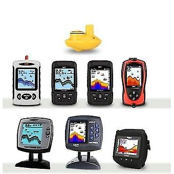 Fish finders sonar sensor fish finder with wireless transducer remote control fishing tools