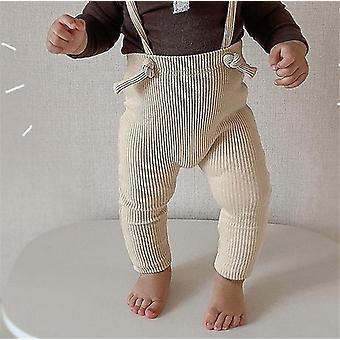 2021 Nuovi Leggings Pantaloni elasticizzati in cotone per e pp Pantaloni Baby Strap Tuta