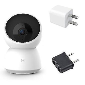Nova câmera inteligente 2k 1296p 360 Ângulo Hd Câmera Wifi Infravermelho com visão noturna