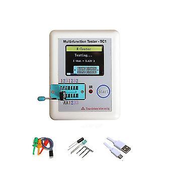 Multifunkčný Tft tranzistor tester a elektronické komponenty set