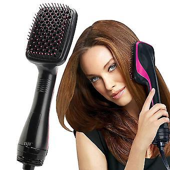 profesjonell hår volumizer tørketrommel børste-varm luft blåse kam