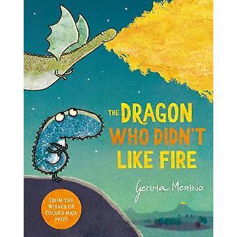 火が好きではなかったドラゴン