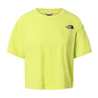 The North Face Simple Dome Cropped Ladies T Shirt
