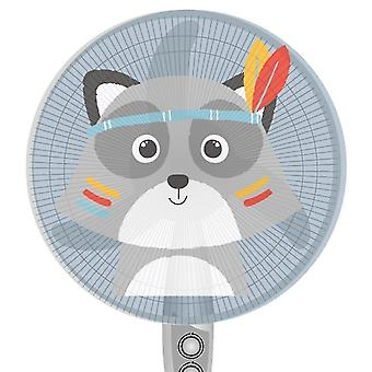 Fan accessories electric fan guard dust cover net mesh dustproof protection kid baby finger protector safety for
