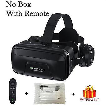Vr shinecon 10.0 Helm 3D Brille Virtual Reality Casque für Smartphone Smartphone Brille Headset