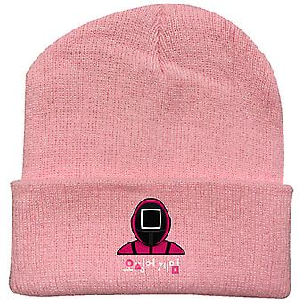 Squid Game Knitted Hat Stretch Cap - Unisex