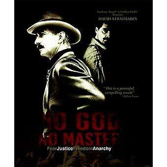 Geen God geen Master [Blu-ray] USA import