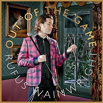 Rufus Wainwright - fora do jogo - Deluxe Edition (CD/DVD) [CD] EUA importar