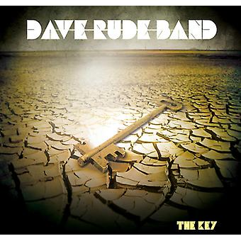 Dave Rude Band - Key [CD] USA import