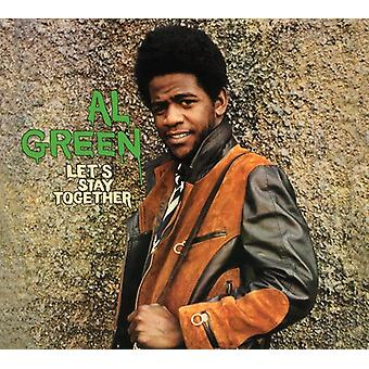 Al Green - Let's Stay Together [CD] USA import