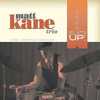 Matt Kane Trio - Dress-Up! [DVD] USA import
