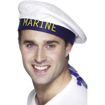 Navy Cap Sailor Navy hat Sailor hat