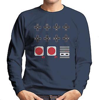 The Code Nintendo Men's Sweatshirt