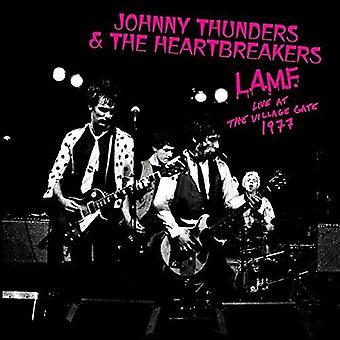 Johnny Thunders & Heartbreakers - L.a.M.F. - Live at Village Gate 1977 [CD] USA import