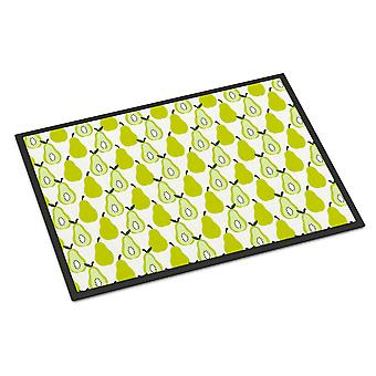 Carolines schatten BB5147MAT peren op wit Mat voor Indoor of Outdoor 18 x 27
