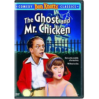 Ghost & Mr. Chicken the [DVD] USA import