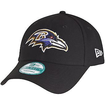 New era Cap - NFL LEAGUE Baltimore Ravens black 9Forty