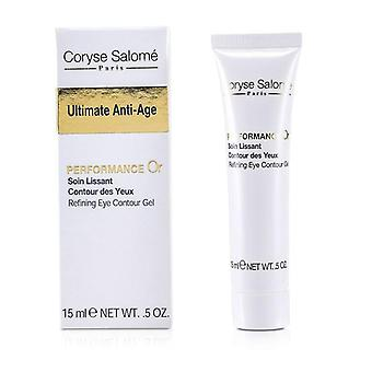 Coryse Salome Ultimate Anti-age Refining Eye Contour Gel (without Cellophane) - 15ml/0.5oz