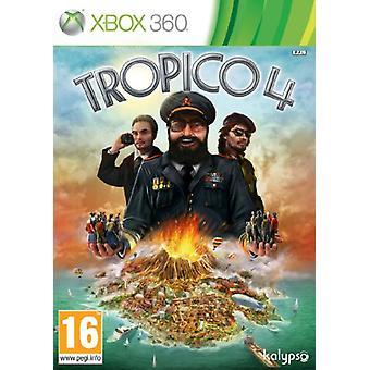 Tropico 4 (Xbox 360) - New