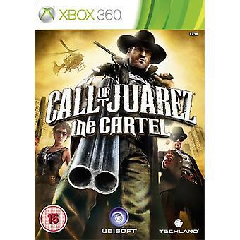 Juarezin kutsu - Kartelli (Xbox 360) - Uusi