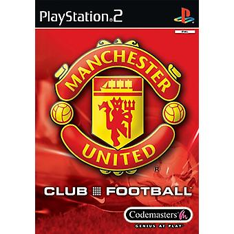 Club Football Manchester United - New