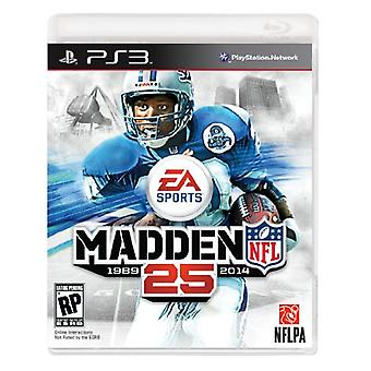 Madden NFL 25 (PS3) - New