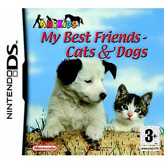 My Best Friends Cats Dogs (Nintendo DS) - Nouveau