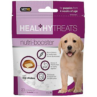 Mark & Chappell Snacks Nutri-Boosters Cachorros 50Gr (Cani , Snack , Biscotti)