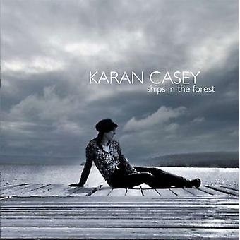 Karan Casey - Ships in the Forest [CD] USA import