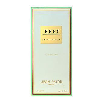 Jean Patou 1000 Eau De Toilette Spray 3.0Oz/90ml New In Box