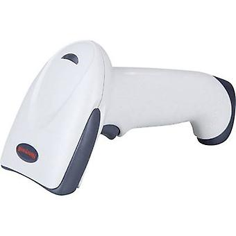 Honeywell AIDC Hyperion 1300g-Barcode-Scanner Corded 1 D Linear Imager USB-White Hand-Held