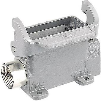Harting Han® 10A-asg1-LB-16 09 20 010 0251-1 Socket kabinet 1 pc (s)