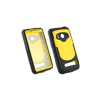 Trident Cyclops Case for HTC EVO 4G - geel