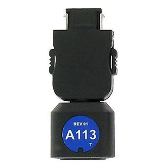 iGo A113 opladen Tip voor Kyocera Angel Cyclops schuifregelaar (zwart) - TP06113-0001