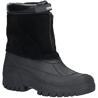 Cotswold Mens Venture waterdicht Fleece gevoerde Winter laarzen
