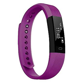 Fitness band for Android og iOS-Purple