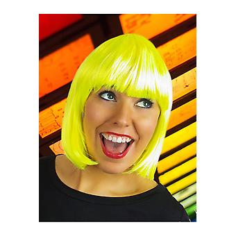 Wig Bob peruki Sophia Fluo Yellow