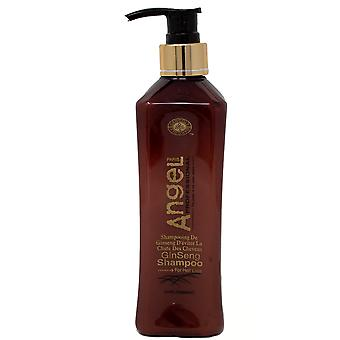Angel Париж профессиональный женьшеня шампунь, выпадение волос, 10 гр