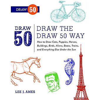 Draw the Draw 50 Way - How to Draw Cats - Puppies - Horses - Buildings