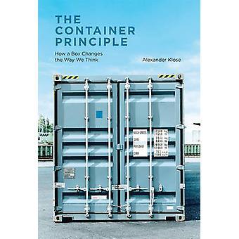 Container princippet - hvordan en boks ændrer den måde, vi tænker af Alexan