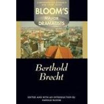 Berthold Brecht por Harold Bloom - libro 9780791063637